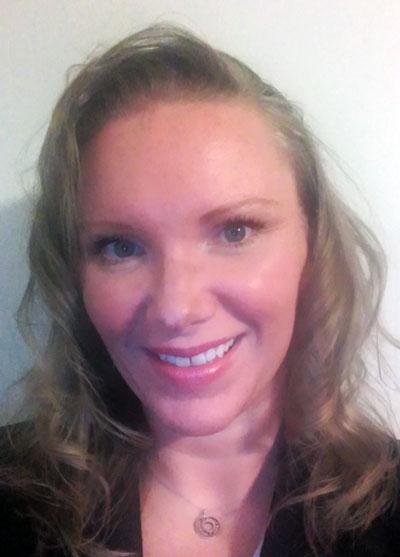 Brandy Carter, Second Career Scholarship Winner