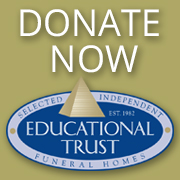 donate to selected trust now